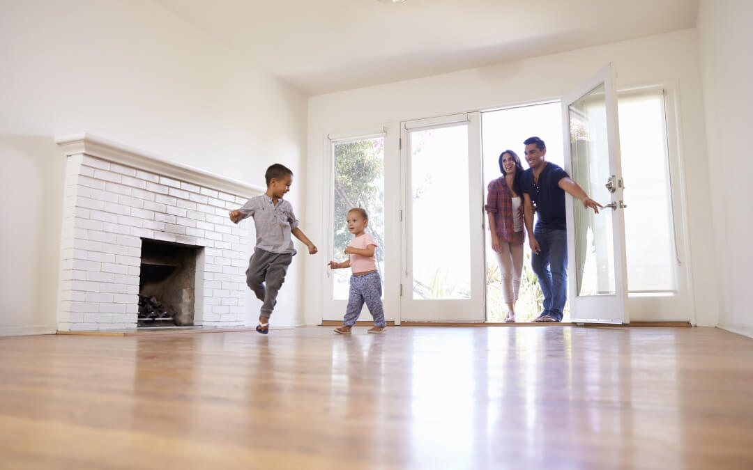 Choosing Your First Home