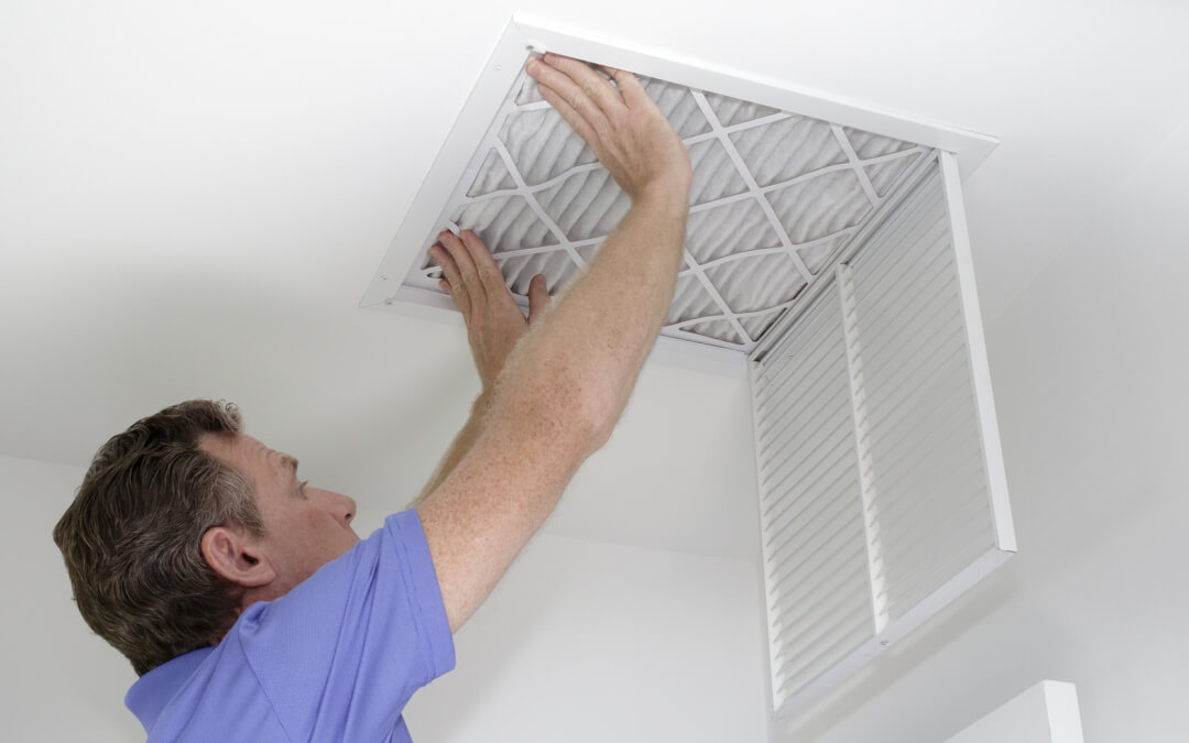 Clean Out Furnace Filters Once A Month